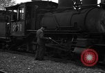 Image of Steam Locomotive Gunnison Colorado USA, 1949, second 44 stock footage video 65675053162