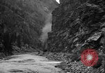 Image of Black Canyon Colorado United States USA, 1940, second 53 stock footage video 65675053164