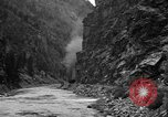 Image of Black Canyon Colorado United States USA, 1940, second 54 stock footage video 65675053164