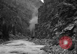 Image of Black Canyon Colorado United States USA, 1940, second 55 stock footage video 65675053164