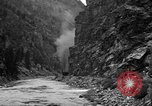 Image of Black Canyon Colorado United States USA, 1940, second 57 stock footage video 65675053164