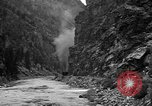Image of Black Canyon Colorado United States USA, 1940, second 58 stock footage video 65675053164