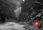 Image of Black Canyon Colorado United States USA, 1940, second 61 stock footage video 65675053164