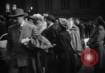 Image of Pennsylvania Railroad Station New York City USA, 1940, second 15 stock footage video 65675053167