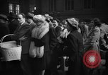Image of Pennsylvania Railroad Station New York City USA, 1940, second 16 stock footage video 65675053167