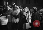 Image of Pennsylvania Railroad Station New York City USA, 1940, second 17 stock footage video 65675053167