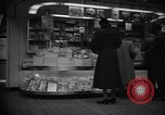 Image of Pennsylvania Railroad Station New York City USA, 1940, second 28 stock footage video 65675053167