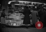 Image of Pennsylvania Railroad Station New York City USA, 1940, second 30 stock footage video 65675053167