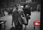Image of Pennsylvania Railroad Station New York City USA, 1940, second 60 stock footage video 65675053167