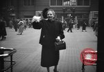 Image of Pennsylvania Railroad Station New York City USA, 1940, second 62 stock footage video 65675053167