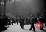 Image of Pennsylvania Railroad Station New York City USA, 1940, second 9 stock footage video 65675053170