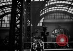 Image of Pennsylvania Railroad Station New York City USA, 1940, second 62 stock footage video 65675053170