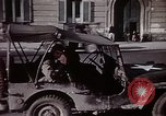 Image of demolished buildings Naples Italy, 1944, second 11 stock footage video 65675053183