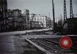 Image of demolished buildings Naples Italy, 1944, second 30 stock footage video 65675053183
