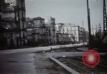 Image of demolished buildings Naples Italy, 1944, second 32 stock footage video 65675053183
