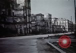 Image of demolished buildings Naples Italy, 1944, second 33 stock footage video 65675053183
