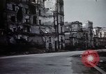Image of demolished buildings Naples Italy, 1944, second 34 stock footage video 65675053183