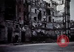 Image of demolished buildings Naples Italy, 1944, second 36 stock footage video 65675053183