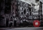 Image of demolished buildings Naples Italy, 1944, second 37 stock footage video 65675053183