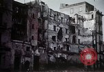 Image of demolished buildings Naples Italy, 1944, second 38 stock footage video 65675053183