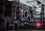 Image of demolished buildings Naples Italy, 1944, second 39 stock footage video 65675053183
