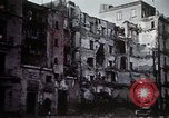 Image of demolished buildings Naples Italy, 1944, second 41 stock footage video 65675053183