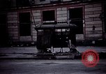 Image of demolished buildings Naples Italy, 1944, second 44 stock footage video 65675053183