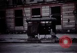 Image of demolished buildings Naples Italy, 1944, second 46 stock footage video 65675053183