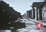 Image of town of Pompeii Pompeii Italy, 1944, second 57 stock footage video 65675053184