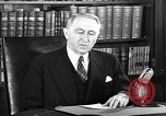 Image of Walter F George United States USA, 1940, second 36 stock footage video 65675053186