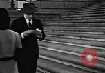 Image of French actor Charles Boyer United States USA, 1941, second 32 stock footage video 65675053188