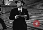 Image of French actor Charles Boyer United States USA, 1941, second 33 stock footage video 65675053188