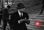 Image of French actor Charles Boyer United States USA, 1941, second 34 stock footage video 65675053188