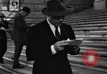 Image of French actor Charles Boyer United States USA, 1941, second 35 stock footage video 65675053188