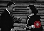 Image of French actor Charles Boyer United States USA, 1941, second 49 stock footage video 65675053188