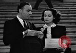 Image of French actor Charles Boyer United States USA, 1941, second 55 stock footage video 65675053188