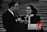 Image of French actor Charles Boyer United States USA, 1941, second 58 stock footage video 65675053188