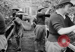 Image of Women Land Army United Kingdom, 1939, second 38 stock footage video 65675053193