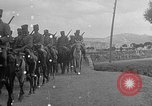 Image of Turkish infantry parade Sivas Turkey, 1919, second 46 stock footage video 65675053204