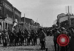 Image of Armenian troops parade Kars Armenia, 1919, second 2 stock footage video 65675053209