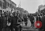 Image of Armenian troops parade Kars Armenia, 1919, second 16 stock footage video 65675053209