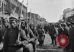 Image of Armenian troops parade Kars Armenia, 1919, second 17 stock footage video 65675053209