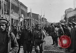 Image of Armenian troops parade Kars Armenia, 1919, second 20 stock footage video 65675053209