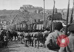 Image of Armenian troops parade Kars Armenia, 1919, second 22 stock footage video 65675053209