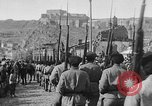 Image of Armenian troops parade Kars Armenia, 1919, second 24 stock footage video 65675053209