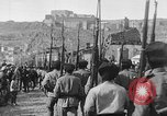 Image of Armenian troops parade Kars Armenia, 1919, second 25 stock footage video 65675053209