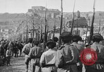 Image of Armenian troops parade Kars Armenia, 1919, second 26 stock footage video 65675053209