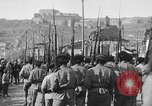 Image of Armenian troops parade Kars Armenia, 1919, second 27 stock footage video 65675053209