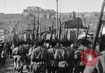 Image of Armenian troops parade Kars Armenia, 1919, second 31 stock footage video 65675053209