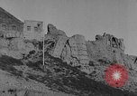 Image of Old forts above city Yerevan Armenia, 1919, second 5 stock footage video 65675053214